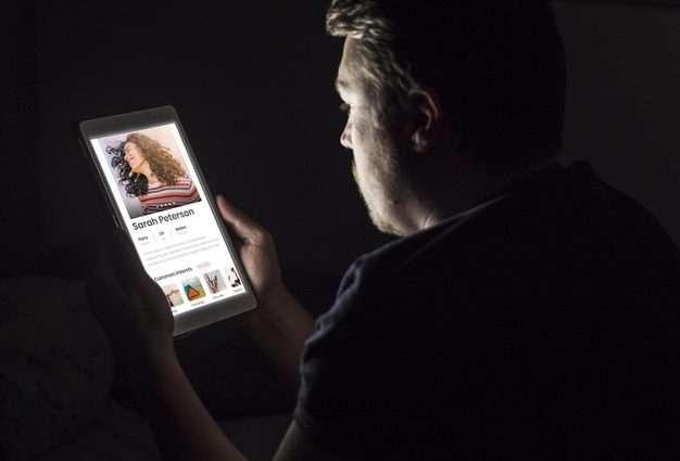 smartphone brightness problem