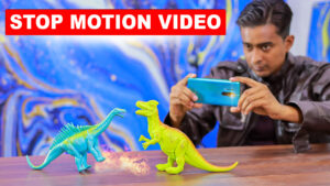 How to Make Stop Motion Videos for Smartphone 2021