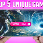 Top 5 New Games For Android 2021