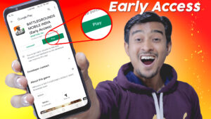 Early Access Link, Battleground Mobile India Download