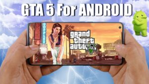 How to Play GTA 5 Officially on Android | 100% Real With Gameplay