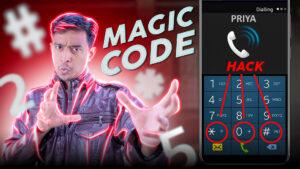 Secret Mobile Codes