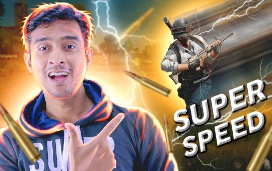 Super Touch - speedy sensitivity