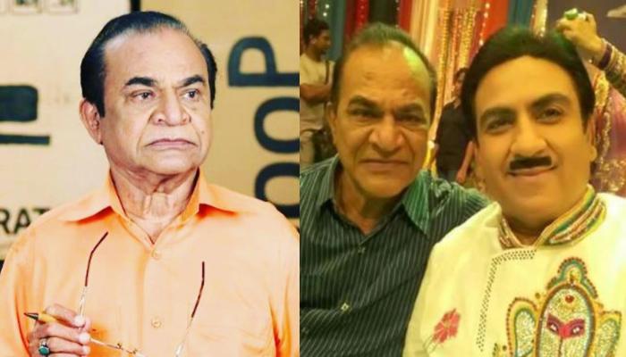 Ghanshyam Nayak aka Nattu Kaka of Taarak Mehta Ka Ooltah Chashmah