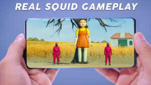 Squid Game For Android Download & Gameplay