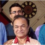तारक मेहता का उल्टा चश्मा में नट्टू काका की भूमिका निभाने के लिए लोकप्रिय घनश्याम नायक का आज निधन हो गया। वे 77 वर्ष के थे।